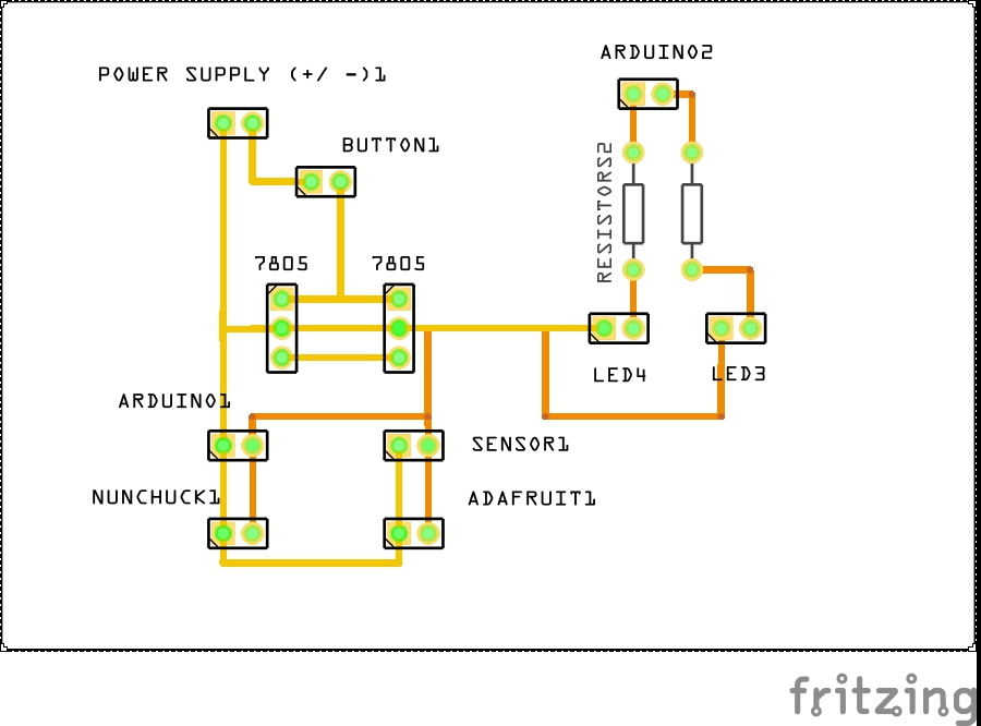 11. PCB hexapod wii nunchuck wiring diagram at crackthecode.co